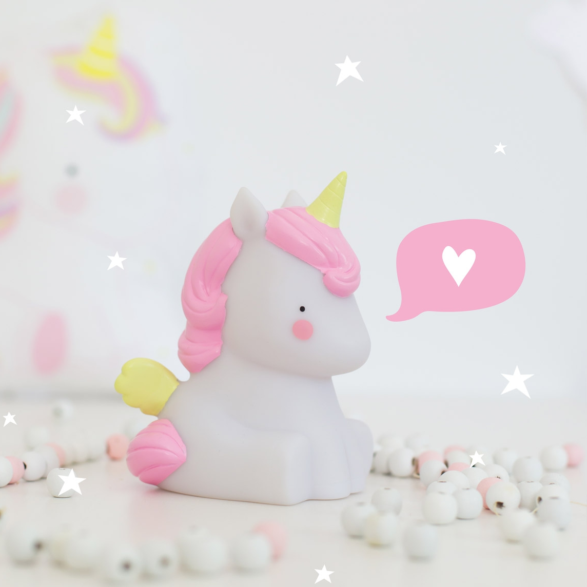 Mini Unicorn Lamba