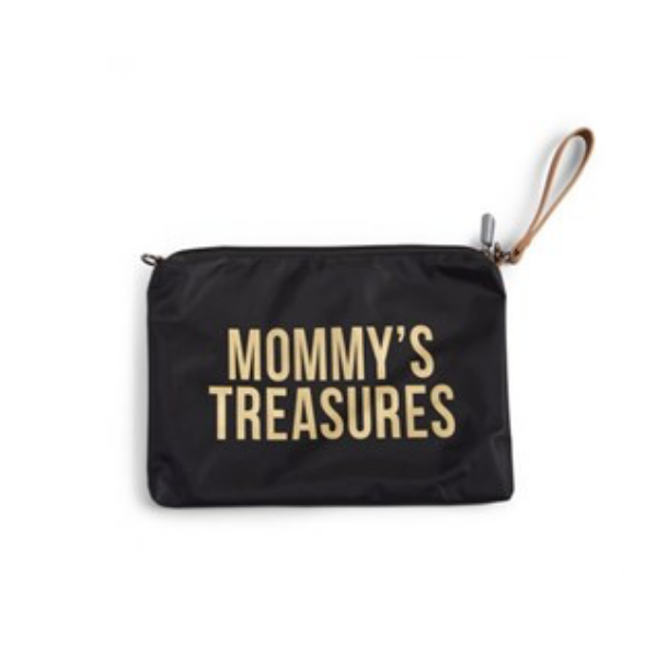 mommy-treasures-clutch-siyah/gold