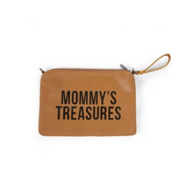 mommy-treasures-clutch-suni-deri-kahve